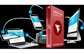 Flashphoner объединяет браузерную SIP-телефонию и WebRTC-видеотрансляции в платформе Web Call Server 4